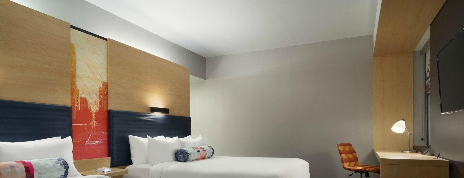 Miami Aventura Accommodations - Aloft Queen Room